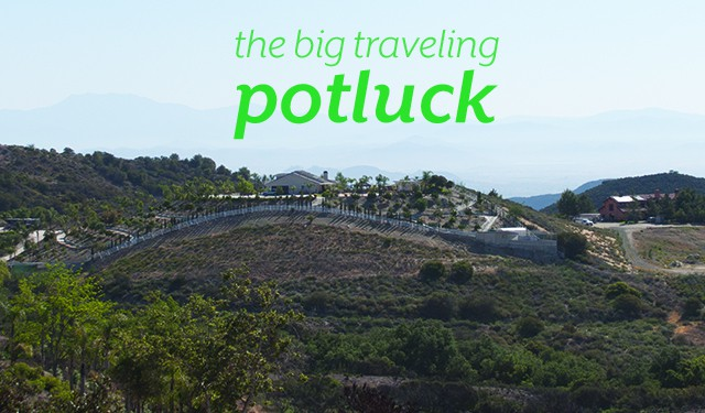 The Big Traveling Potluck