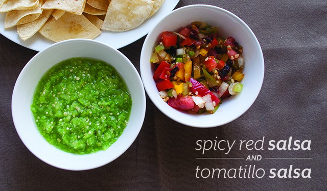 smalleats-red-and-green-salsas