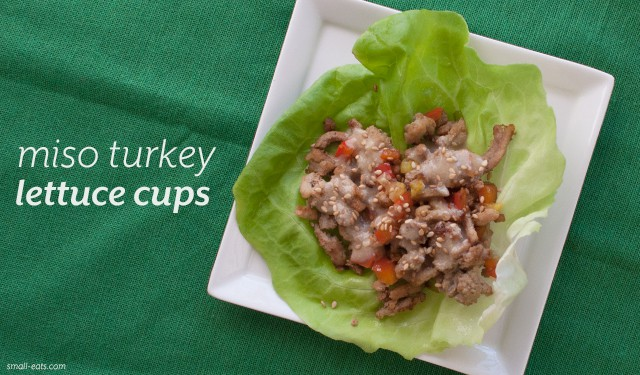 smalleats-miso-turkey-lettuce-cups