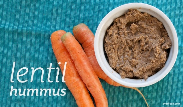 Lentil Hummus from small-eats.com