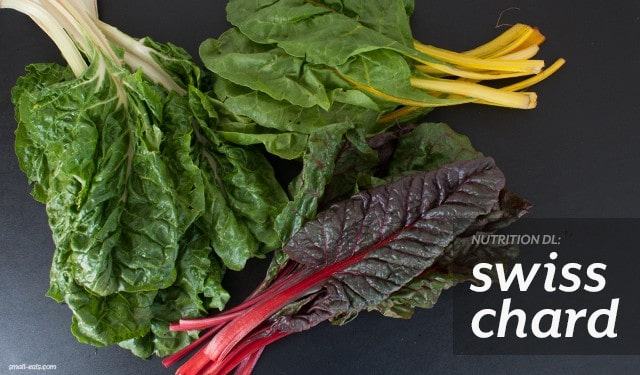 Nutrition DL: Swiss Chard from smal-eats.com