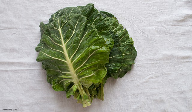 Nutrition DL: Collard Greens from small-eats.com