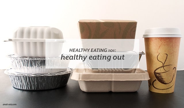 Enjoy healthy meals outside of your kitchen that keep you on track.