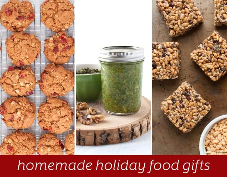 Show your love this holiday season with some wholesome food gifts. | Homemade Holiday Food Gifts from small-eats.com