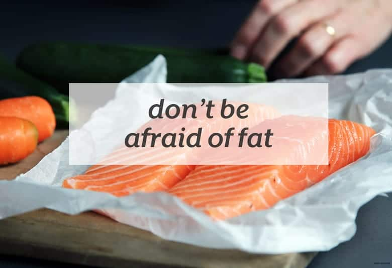 Why fat plays an important role in your health. | Don't Be Afraid of Fat from small-eats.com