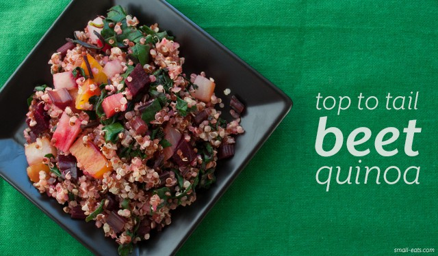 smalleats-top-to-tail-beet-quinoa