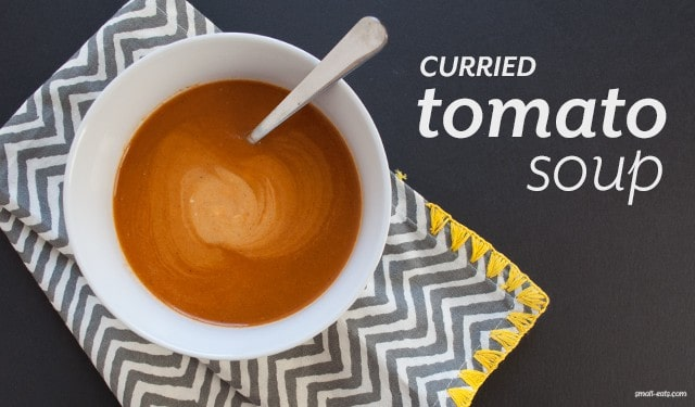 Curried Tomato Soup from small-eats.com