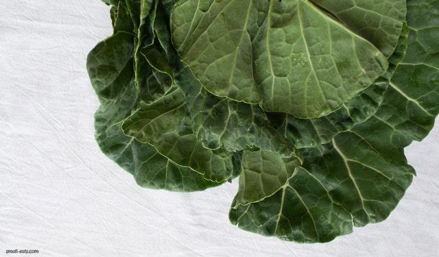 Nutrition DL: Collard Greens from small-eats.com