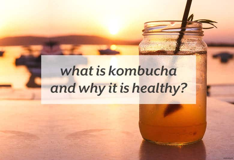 Learn more about this popular drink and its benefits. | What is Kombucha and Why Is It Healthy? from small-eats.com