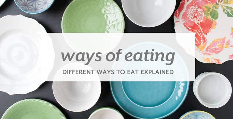 Ways of Eating from small-eats.com
