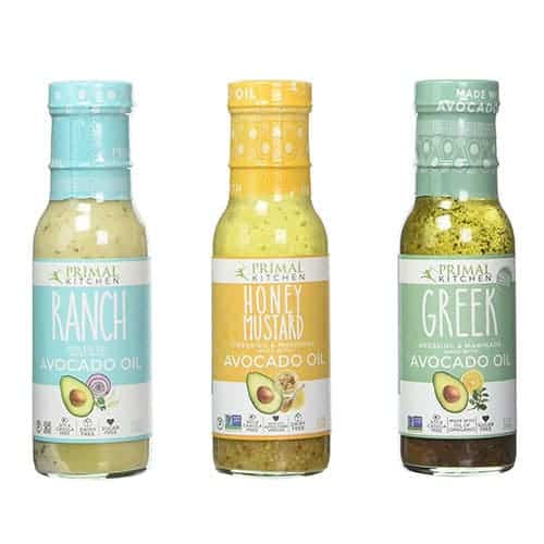 Primal Kitchen Salad Dressings