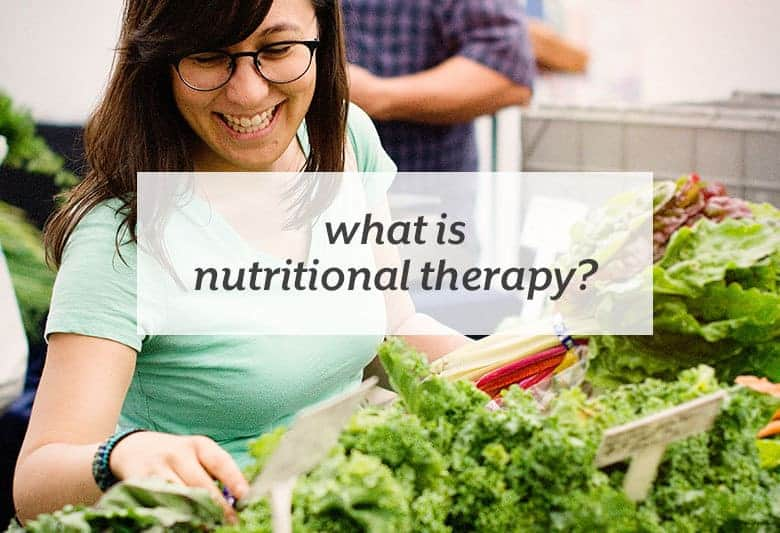 Learn what Nutritional Therapy is, how it can help restore healing and balance to your body, and the overall approach. | What is Nutritional Therapy? from small-eats.com