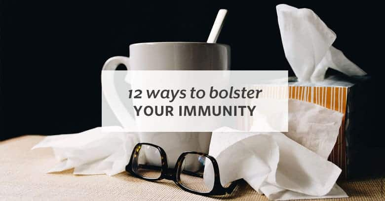 When things get busy, it can be easy to also get sick. And, there are many things you can do to improve your immunity and avoid getting sick. | 12 Ways to Bolster Your Immunity from small-eats.com