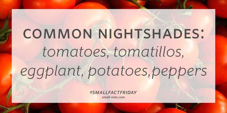 FODMAP stands for fermentable oligosaccharides, disaccharides, monosaccharides and polyols. #smallfactfriday