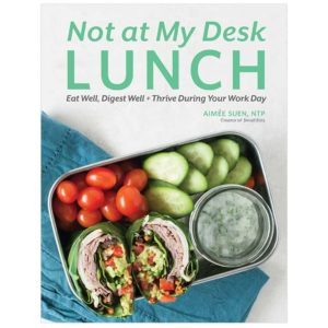 Not at My Desk Lunch ebook from small-eats.com